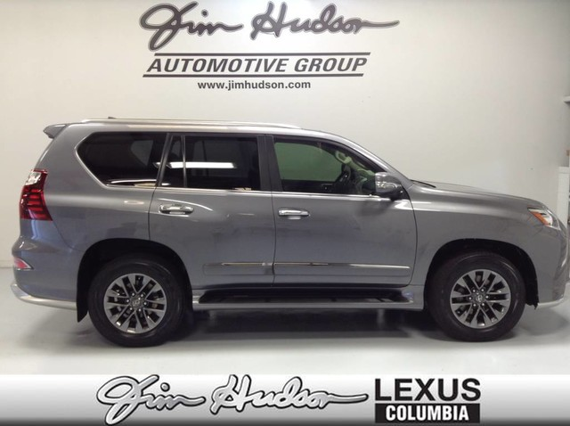 Pre-Owned 2017 Lexus GX 460 L/Certified Unlimited Mile Warranty, Navigation, Sport Design Package, Blind Spot Monitoring System