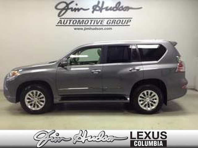 Pre-Owned 2016 Lexus GX 460 Premium L/Certified Unlimited Mile Warranty, Navigation, Premium Package, Heated/Ventilated Seats, Blind Spot Monitor, Towing Package