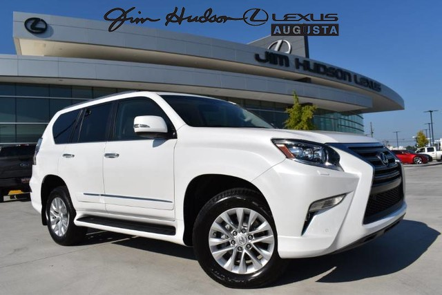 Pre-Owned 2018 Lexus GX 460 / L Cert / Prem / Bluetooth / Park Assist