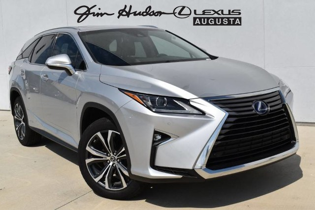 Pre-Owned 2018 Lexus RX 450hL /L Cert/Prem/Nav With Navigation & AWD