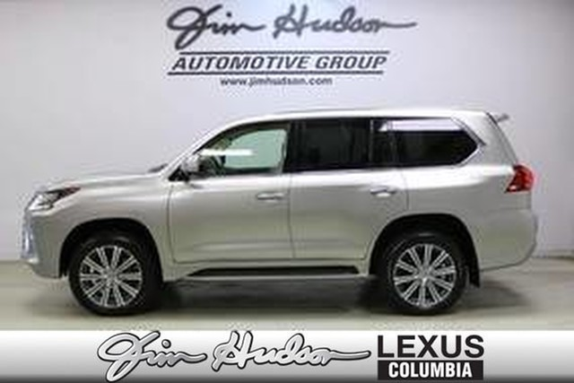 Pre-Owned 2016 Lexus LX 570 L/Certified Unlimited Mile Warranty, Luxury  Package, Heads Up Display, Lexus Safety+ System, Mark Levinson Audio Four