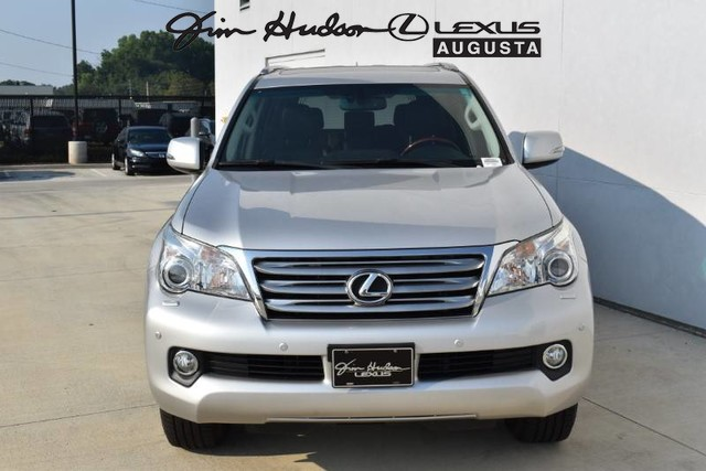Pre-Owned 2013 Lexus GX 460 / Nav-Lev / Rear DVD / Park Assist