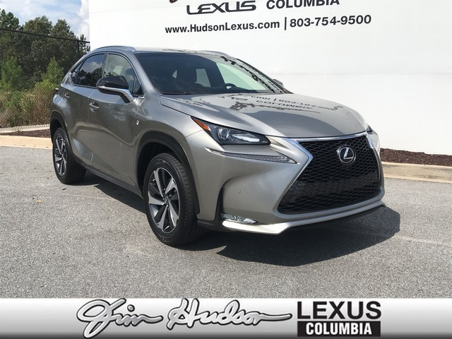 Pre-Owned 2017 Lexus NX L/Certified Unlimited Mile Warranty, Premium F  Sport Package, Intuitive Parking Assist, Blind Spot Monitor System Front  Wheel
