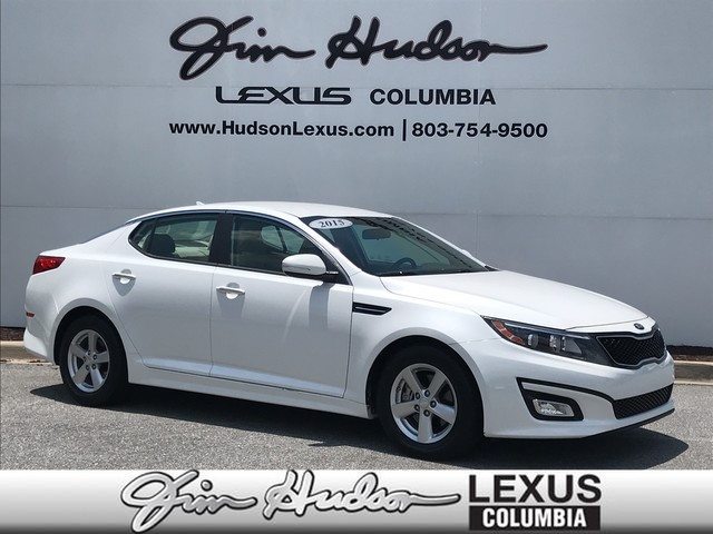 Pre-Owned 2015 Kia Optima LX Bluetooth, Cruise Control, USB/AUX, Power Windows & Locks