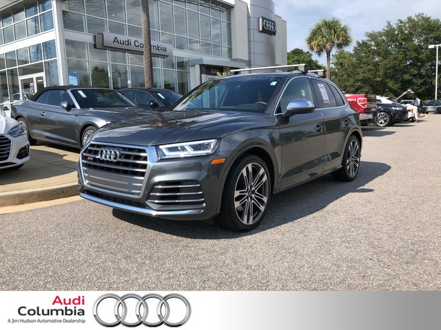 Pre-Owned 2019 Audi SQ5 Premium Plus AWD