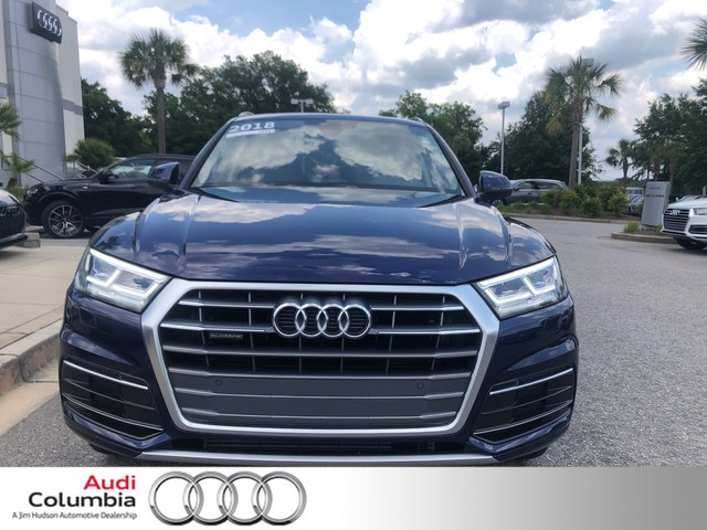 Pre-Owned 2018 Audi Q5 Premium Plus AWD