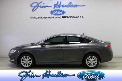 Pre-Owned 2017 Chrysler 200 Limited Platinum LEATHER SEATS