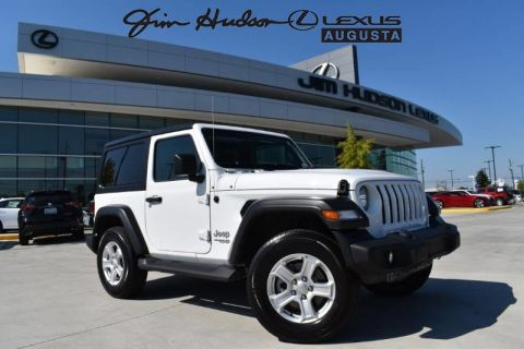 Pre-Owned 2018 Jeep Wrangler Sport/HARD TOP /AUTOMATIC