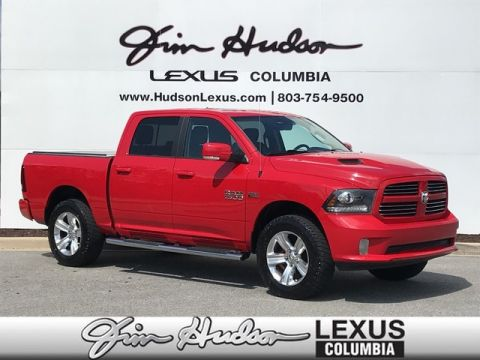Pre-Owned 2014 Ram 1500 Sport, Navigation, Convenience Group, Remote Start, Sunroof