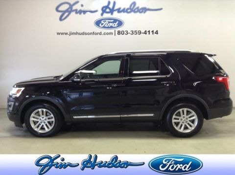 Pre-Owned 2016 Ford Explorer XLT NAVI LEATHER REMOTE START DUAL ZONE AC