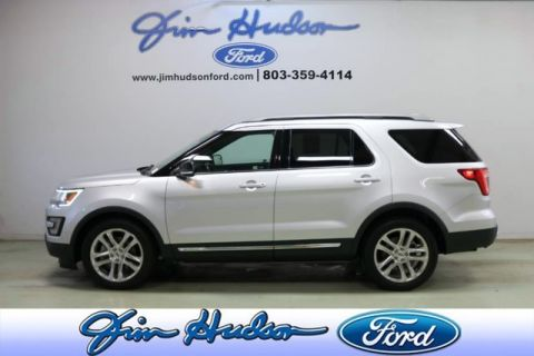 Pre-Owned 2016 Ford Explorer XLT NAVI TWIN PANEL ROOF LEATHER 20 INCH WHEELS POLISHED WHEELS