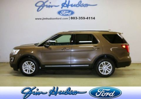Pre-Owned 2016 Ford Explorer XLT NAVIGATION LEATHER REAR A/C