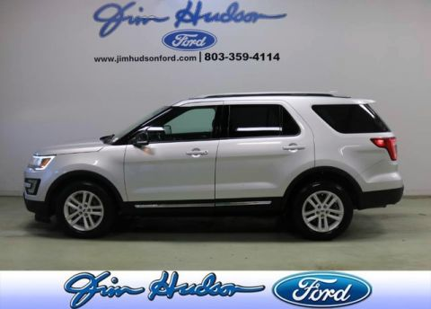 Pre-Owned 2016 Ford Explorer XLT LEATHER SYNC ACTIVATED SYSTEMS REMOTE START HANDS-FREE LIFTG
