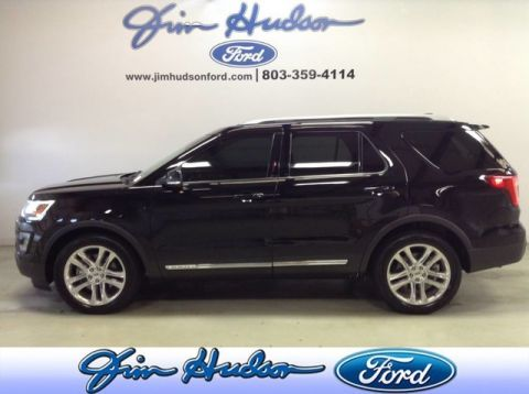 Pre-Owned 2016 Ford Explorer XLT NAVIGATION LEATHER 20 INCH WHEELS POLISHED WHEELS TOW PACKAG