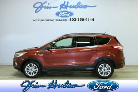 Pre-Owned 2018 Ford Escape SE PANO ROOF