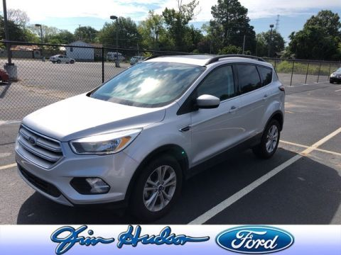 Pre-Owned 2018 Ford Escape SE SUNROOF