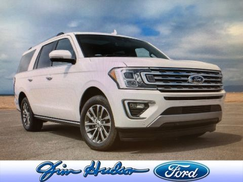 Pre-Owned 2018 Ford Expedition Max NAVI PANO ROOF 2ND ROW BUCKETS DRIVERS ASSIST PARK ASSIST Limited 4x2