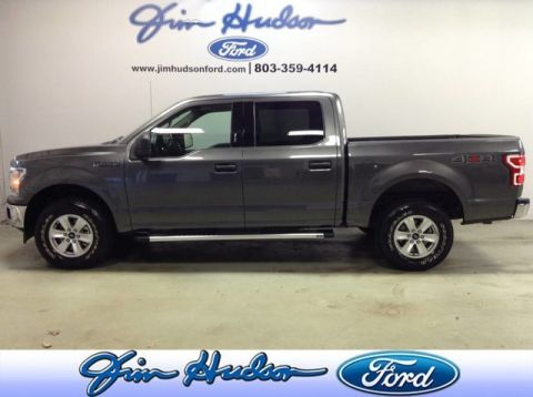 Pre-Owned 2018 Ford F-150 XLT 4WD SuperCrew
