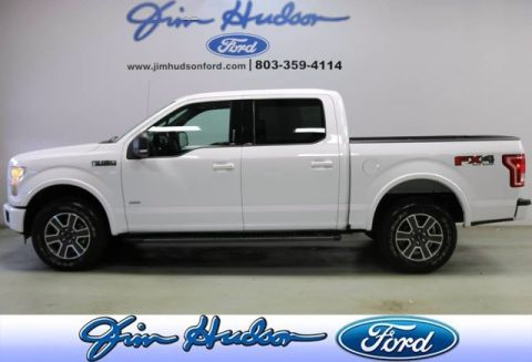 Pre-Owned 2016 Ford F-150 4WD SuperCrew XLT SUNROOF FX4 TOW PACKAGE SPORT APPEARANCE PACKA