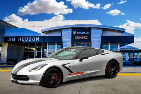 Pre-Owned 2014 Chevrolet Corvette Stingray 2dr Z51 Cpe w/3LT