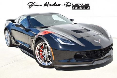 Pre-Owned 2018 Chevrolet Corvette Grand Sport 1LT