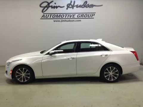 Pre-Owned 2016 Cadillac CTS Luxury Collection AWD