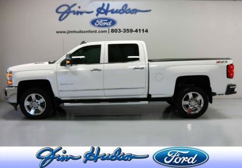 Pre-Owned 2016 Chevrolet Silverado 2500HD 4WD Crew Cab LTZ DURAMAX NAVI LEATHER SUNROOF Z71*LOADED*