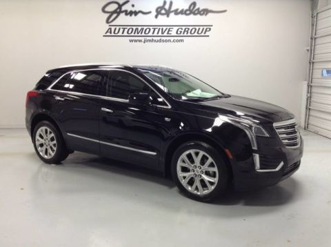 Pre-Owned 2018 Cadillac XT5 FWD 4dr Luxury