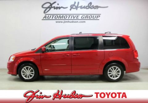 Pre-Owned 2014 Dodge Grand Caravan SXT 30th Anniversary