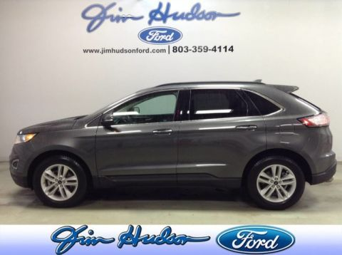 Pre-Owned 2016 Ford Edge SEL NAVI LEATHER HEATED SEATS V6 POWER LIFTGATE 18 INCH WHEELS