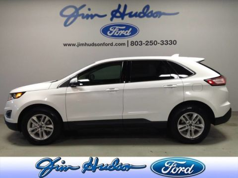 Pre-Owned 2016 Ford Edge SEL LOW MILES LOCAL TRADE SUPER CLEAN