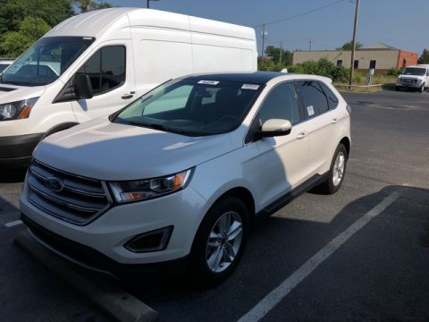 Pre-Owned 2016 Ford Edge SEL VISTA ROOF LEATHER V6 HEATED SEATS POWER LIFTGATE 18 INCH WHEELS