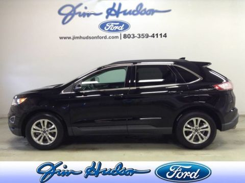Pre-Owned 2016 Ford Edge SEL NAVIGATION LEATHER HEATED SEATS 18 INCH WHEELS POWER LIFTGAT