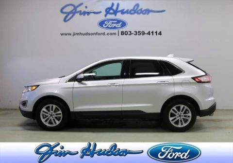 Pre-Owned 2017 Ford Edge SEL AWD LEATHER 18 INCH WHEELS PUSH BUTTON START