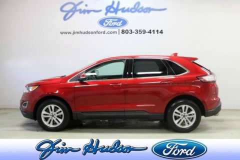 Pre-Owned 2015 Ford Edge SEL AWD LEATHER TWIN PANEL ROOF 18 INCH WHEELS