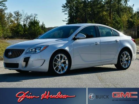 Pre-Owned 2016 Buick Regal GS 4dr Sdn FWD