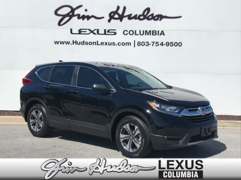 Pre-Owned 2018 Honda CR-V LX, Bluetooth, Backup Camera, Cruise Control