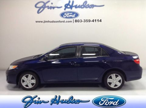 Pre-Owned 2012 Toyota Corolla LE POWER PACKAGE GAS SAVER