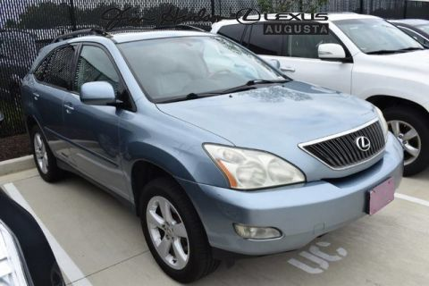 Pre-Owned 2004 Lexus RX 330 / Prem / Moonroof / Leather