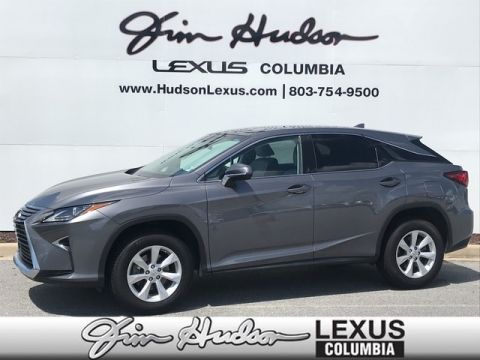 Pre-Owned 2016 Lexus RX 350 L/Certified Unlimited Mile Warranty, Touch Free Power Rear Door,