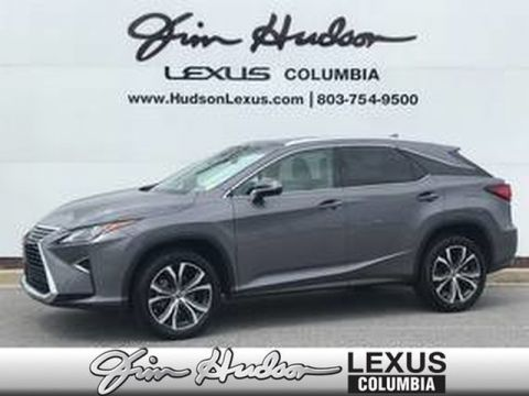 Pre-Owned 2019 Lexus RX 350 L/Certified Unlimited Mile Warranty, Navigation, Premium Package, Lexus Safety +, Blind Spot Monitor, Towing Prep Pkg