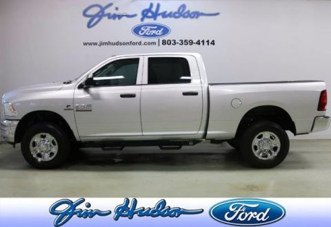 Pre-Owned 2016 Ram 2500 4WD Crew CabTradesman CUMMINS DIESEL LOW MILES TOW PACKAGES