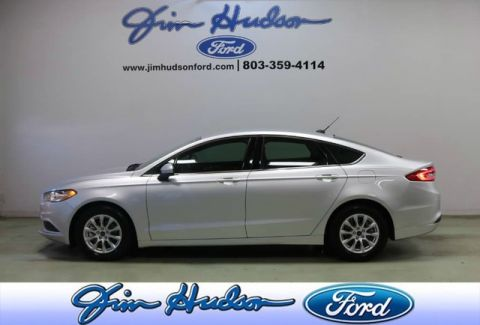 Pre-Owned 2018 Ford Fusion S LOW MILES LOCAL TRADE