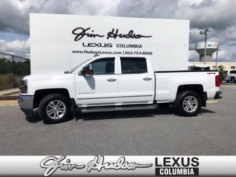 Pre-Owned 2018 Chevrolet Silverado 1500 LTZ, Max Trailering Package, Remote Vehicle Start