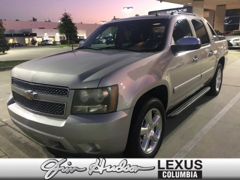 Pre-Owned 2008 Chevrolet Avalanche LTZ Package, Sunroof, Remote Vehicle Start,