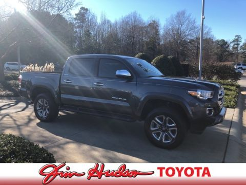 New 2019 Toyota Tacoma 4WD Limited Double Cab 5' Bed V6 AT