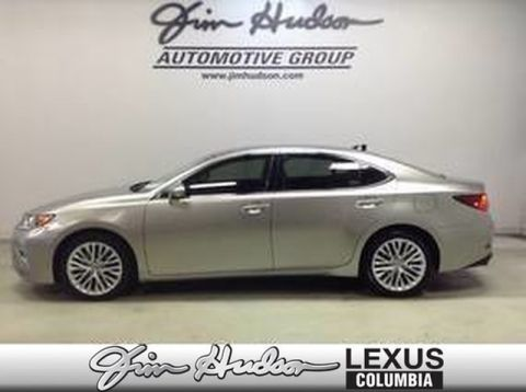 Pre-Owned 2017 Lexus ES 350 L/Certified Unlimited Mile Warranty, Mark Levinson Premium Audio/Navigation Package, Panoramic Moon, Ultra Luxury Package, Lexus Safety +, Blind Spot Monitor System