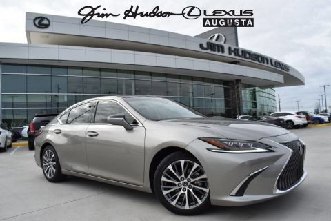 Pre-Owned 2019 Lexus ES 350 L Certified / Luxury Pkg / Navigation