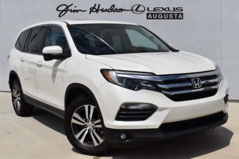 Pre-Owned 2018 Honda Pilot EX-L APPLE CAR PLAY/ROOF