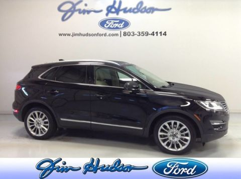 Pre-Owned 2017 Lincoln MKC Reserve NAVI LEATHER PANI VISTA ROOF HEATED COOLED SEATS 19 INCH